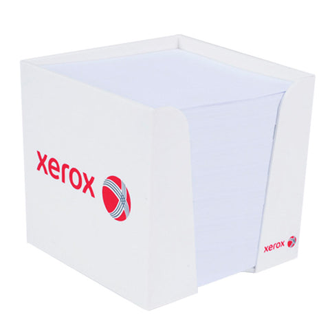 White Paper Container with paper
