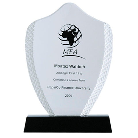 Shield Glass Award