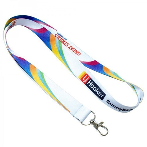 20mm Sublimation Lanyard