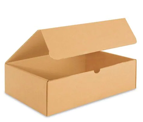 CB-3 - Corrugated Boxes 21x35x9 cms