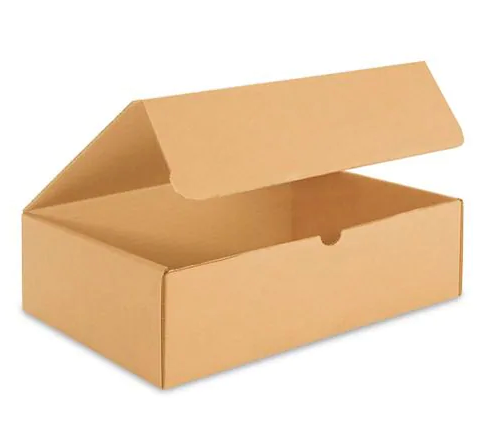CB-5 - Corrugated Boxes 31x20x7 cms