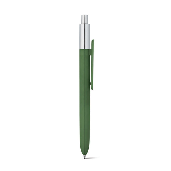 KIWU Chrome. ABS ballpoint with shiny finish and top with chrome finish