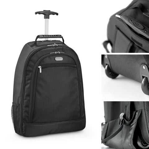 NOTE. Laptop trolley backpack