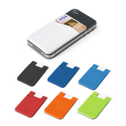 SHELLEY. Smartphone card holder
