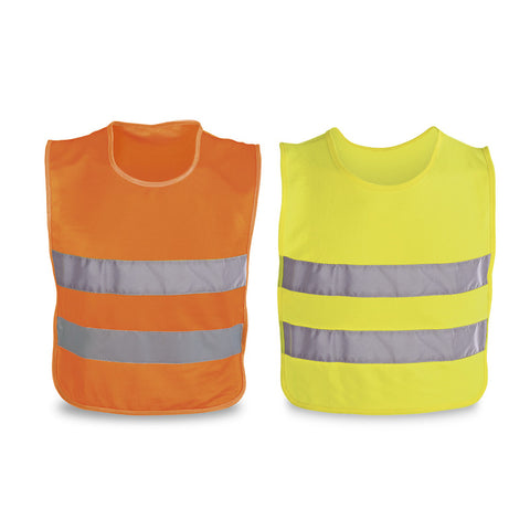 MIKE. Reflective vest for children