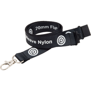 25mm Nylon Lanyard
