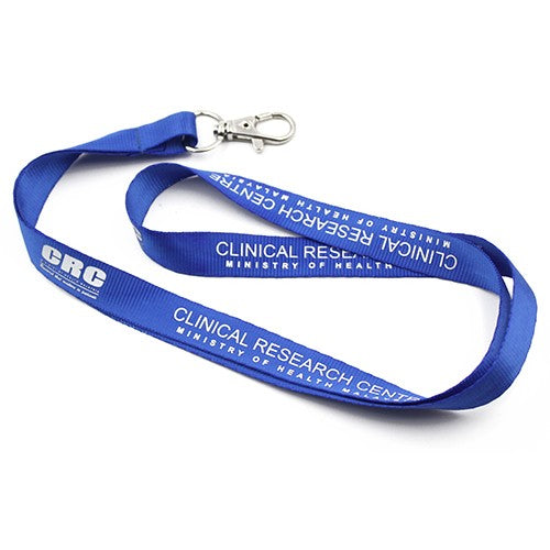 15mm Nylon Lanyards