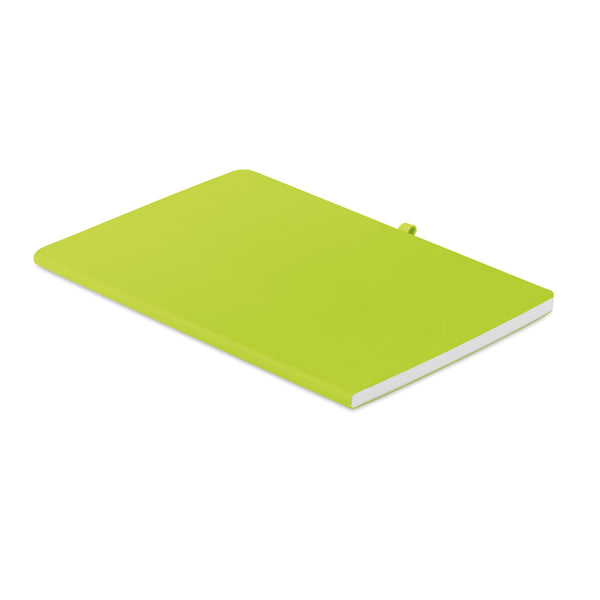 A5 soft PU cover notebook