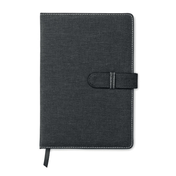 A5 Canvas Notebook