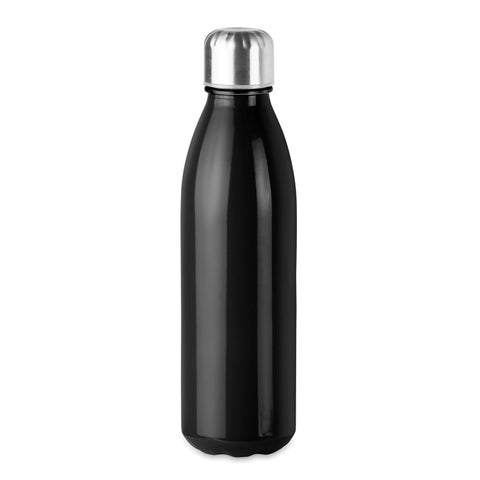 Glass drinking bottle 650ml