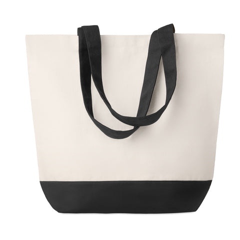 Canvas beach bag 170gr/m2