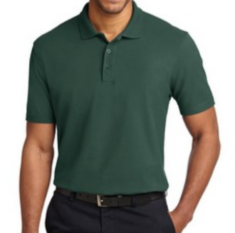 Dark Green Polo Shirt