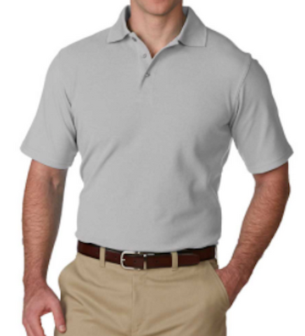 Solstice Grey  Somji 41° Dri Fit Polo Shirt