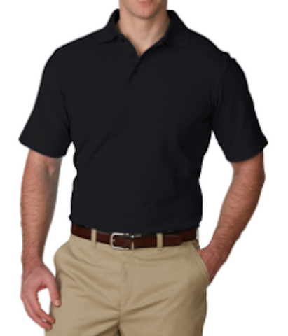 Solstice-Black Somji 41° Dri Fit Polo Shirt