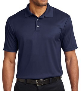 Mercury- Navy Blue Somji 41° Dri Fit Polo Shirt