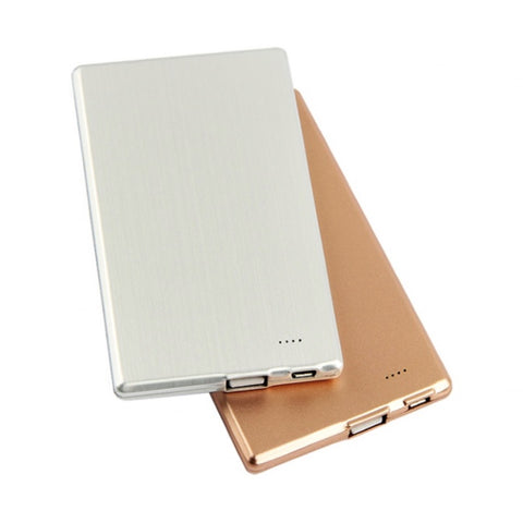 Slim Powerbank - 8,000 mAh