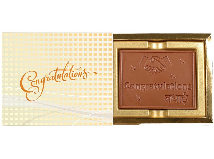 Congrats Chocolates