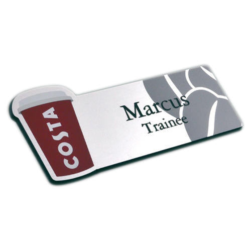 Custom Made Name Badge