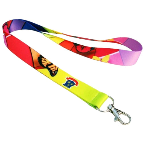 25mm Sublimation Lanyard