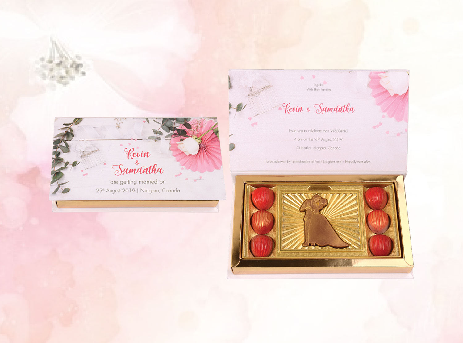 Gorica 6 Pcs + Couple Chocolates