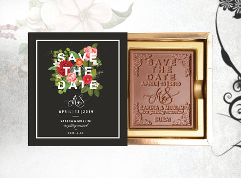 1 pc Wedding Chocolate