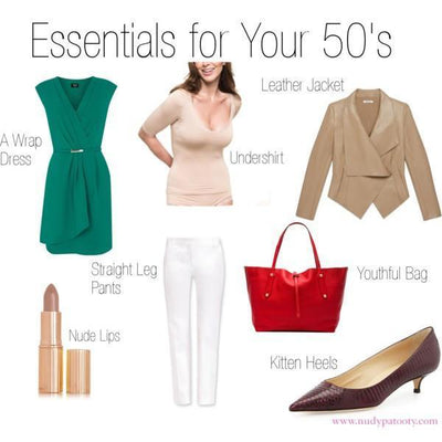 Essentials for Women in Their 50's