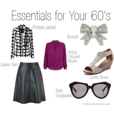Essentials for Women in Their 60's