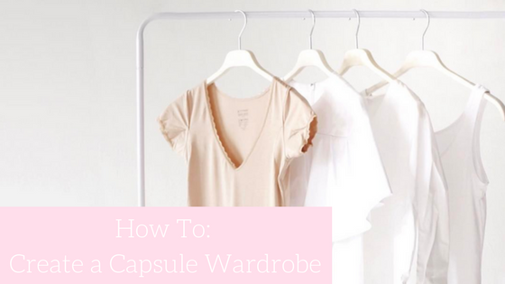 Creating a Capsule Wardrobe for Summer
