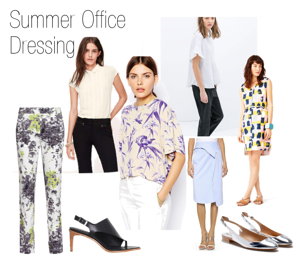 How To Dress For The Office This Summer Numi