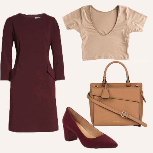 Business Casual Shirt and Dress for Women