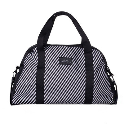 Divaloo Striped Gym Bag