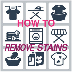 how to get rid of foundation stains on white shirts