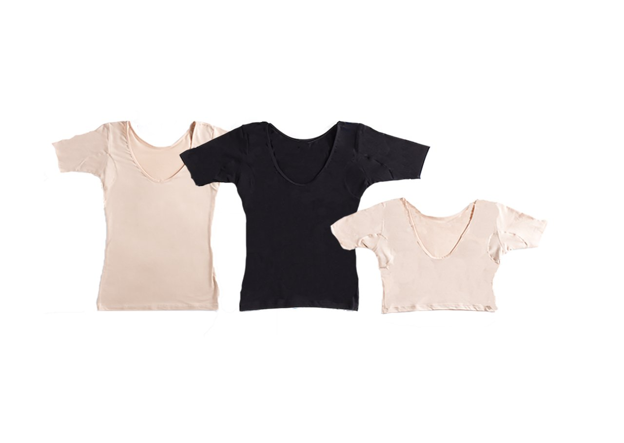 2 Signature Seamless + 1 Crop Top Bundle