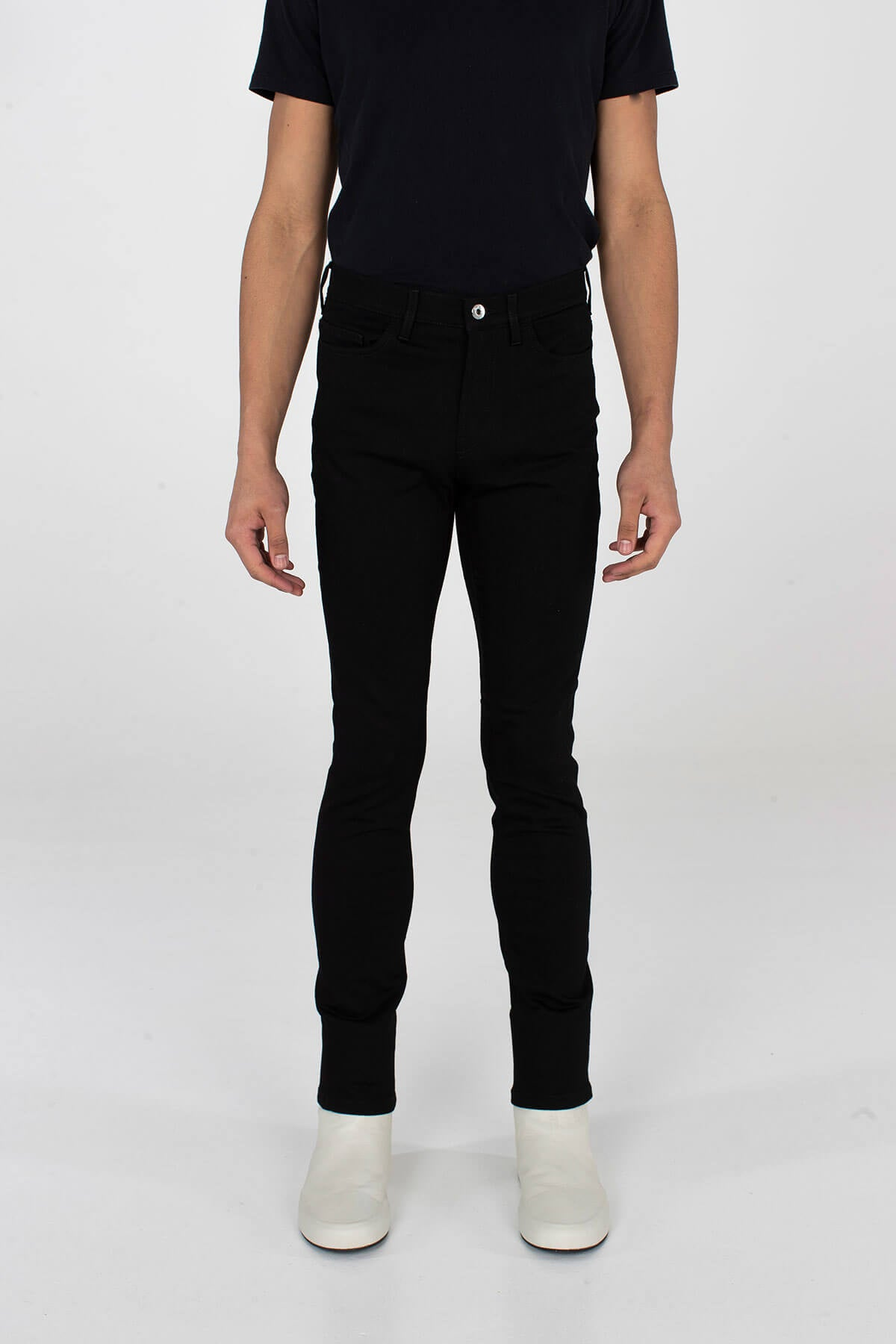 Crixus Jeans Black - BOTTOM - MJB