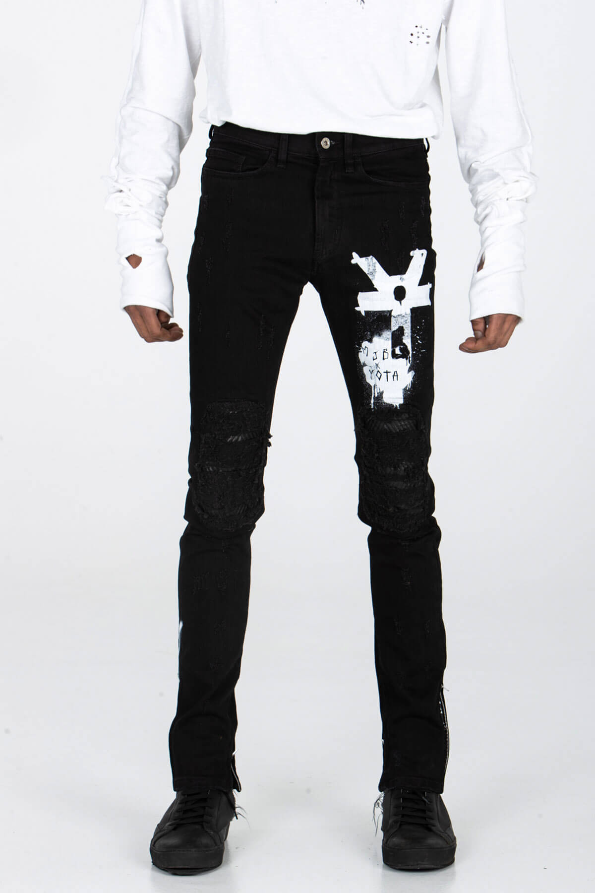 CRIXUS JEANS – YOTA (LIMITED EDITION) - BOTTOM - MJB