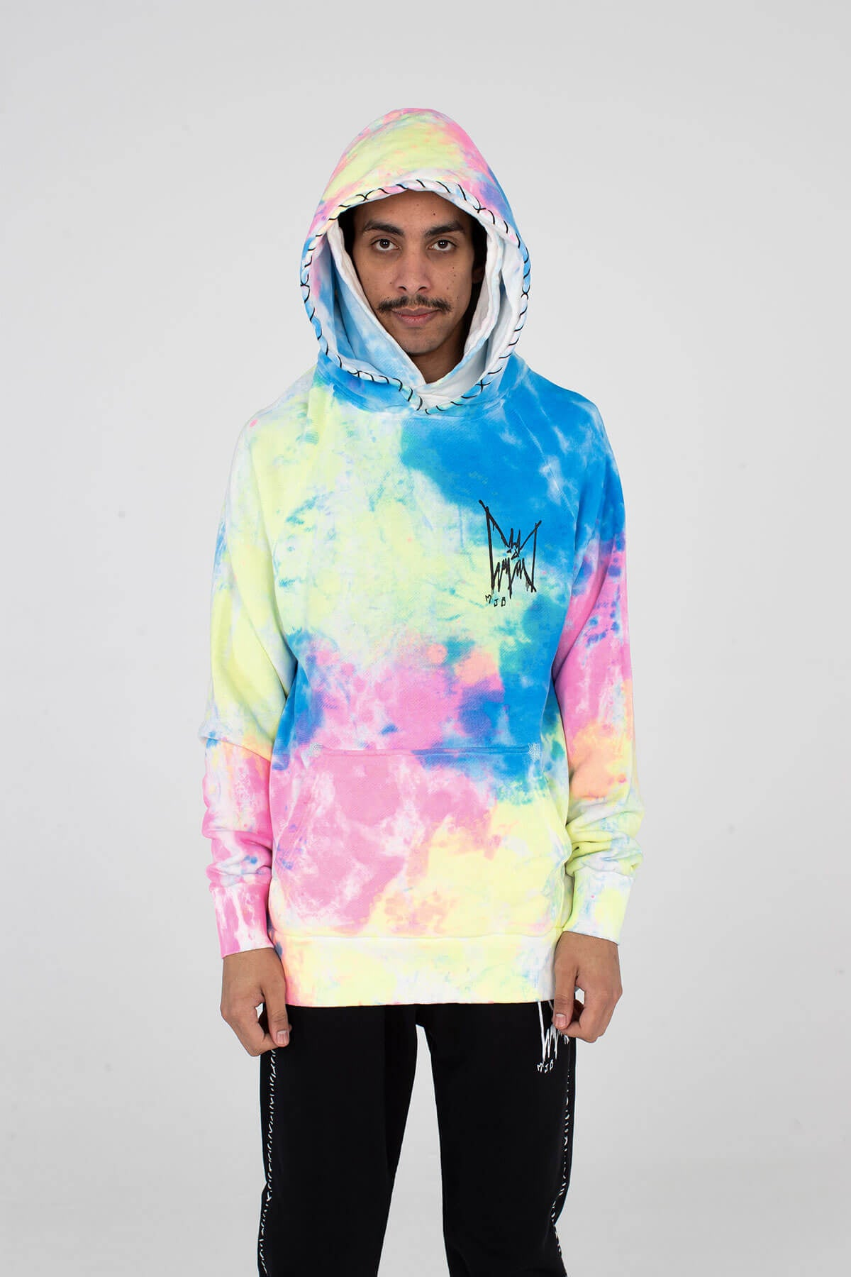 Double Hoodie – Multi Coloured - MJB