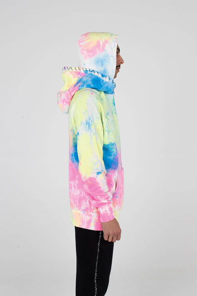 Double Hoodie – Multi Coloured