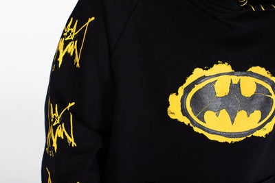 BATMAN X MJB DOUBLE HOODIE COMIC