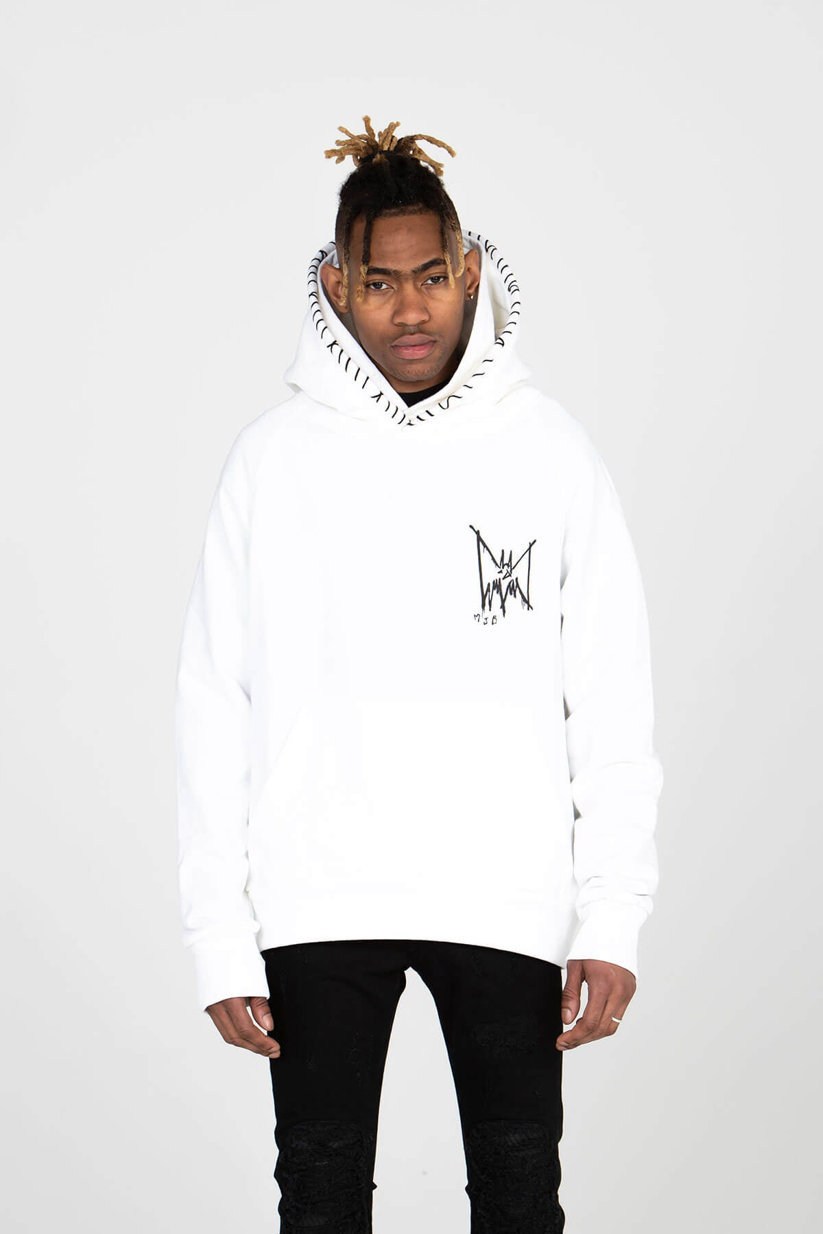 DOUBLE HOODIE – LIMITED EDITION BAT