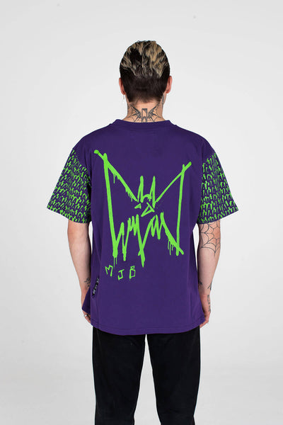 BATMAN X MJB FESTIVAL T SHIRT JOKER
