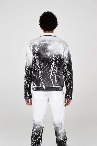 Pax Denim Jacket Lightning