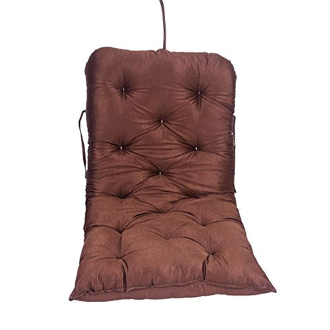 IRA Cotton Swing Chair Cushion, Brown - IRA Furniture