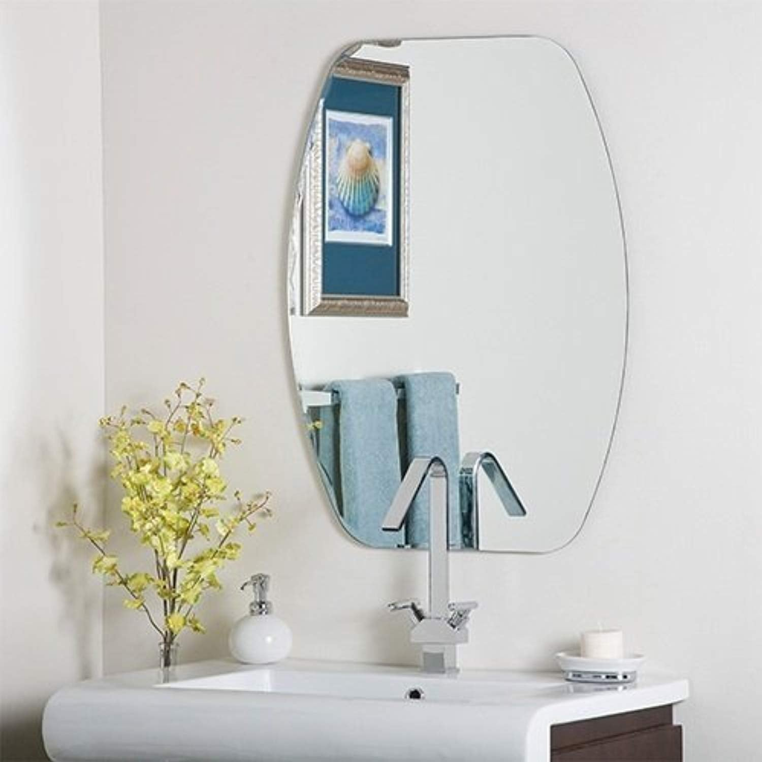 IRA Frameless Mirrors - IRA Furniture