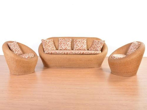 IRA 5-Seater Sofa Set with Cushions - IRA Furniture