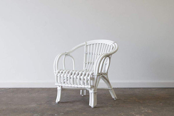 IRA Kids Chair- White - IRA Furniture