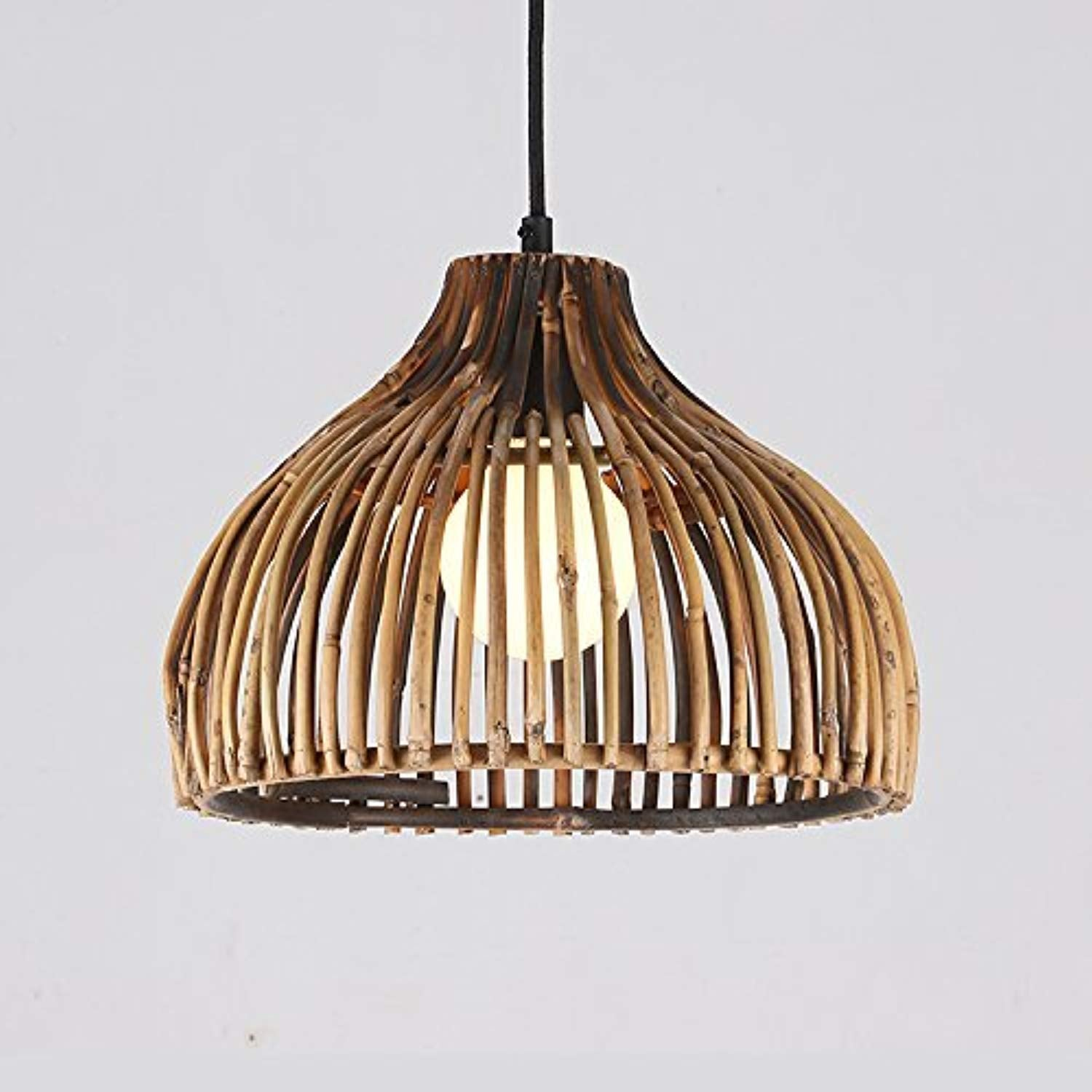 IRA Bamboo Vintage Hanging Lights for Ceiling - IRA Furniture