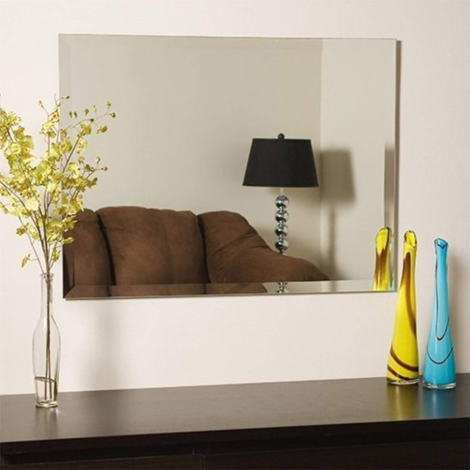 IRA Frameless Mirror for Wash Basin - IRA Furniture