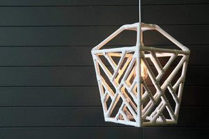 IRA Rattan Pendant – Chippendale Decor - IRA Furniture