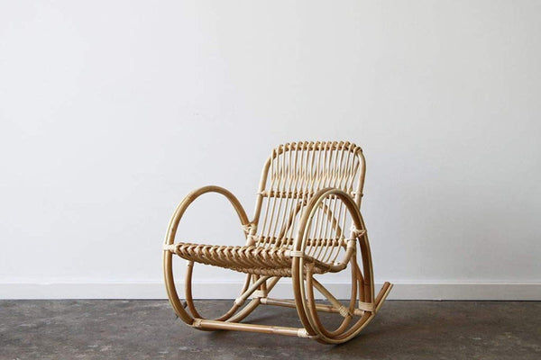 IRA Kid's Rocking Chair - Natural - IRA Furniture