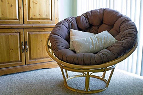 IRA Cane Papasan Folding Chair - IRA Furniture